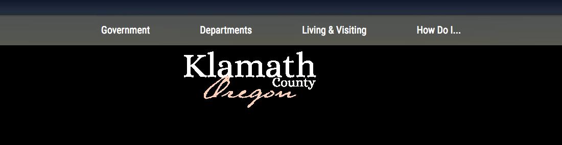 Klamath County Oregon